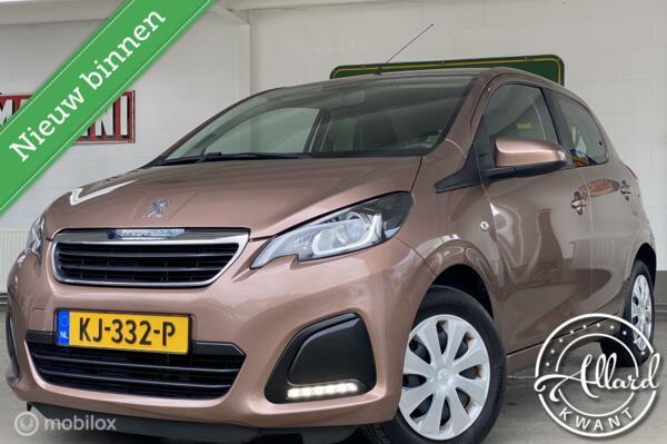 Peugeot 108 1.0 e-VTi Active | 5 drs. | Airco | Led |