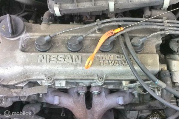 Nissan Micra Motor code; FWD, CG10DE,