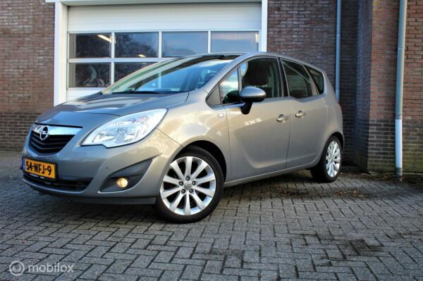 Opel Meriva 1.4 Turbo Cosmo hoogzitter  trekhaak 120pk