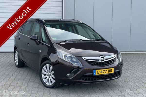 Opel Zafira Tourer 1.4T 140 PK 7-pers. Camera/Navi/PDC/Xenon