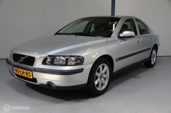 Volvo S60 2.4 Edition Automaat YOUNGTIMER