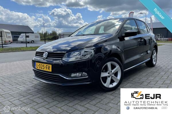 Volkswagen Polo 1.2 TSI Comfortline CLIMA/CRUISE/70.000 km!
