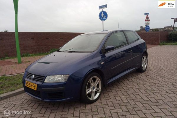 Fiat Stilo - 1.9 JTD Business Connect