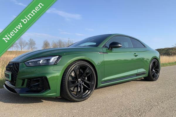Audi RS5 QUATTRO FABR. GARANTIE 2022 VIRTUAL+MATRIX+B&O BTW