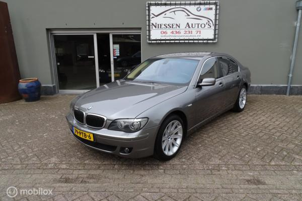 BMW 7-serie E65 750i High Executive