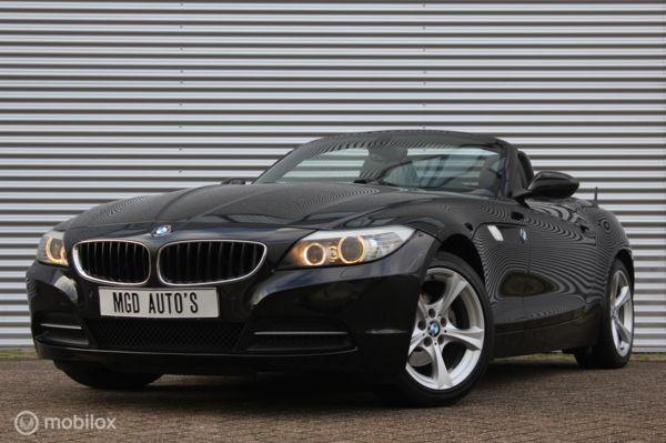 BMW Z4 Roadster sDrive23i /XENON/LED/HARDTOP/LEDER/PDC V+A/CRUISE/STOELVERW.!