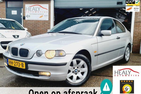 BMW 3-serie Compact 316ti Comfort Line|2003|183dkm|Airco|NWST
