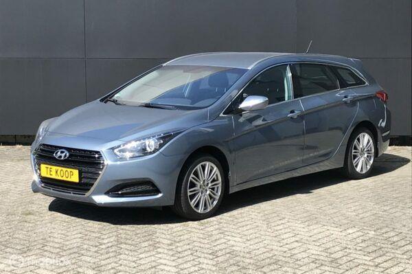Hyundai i40 Wagon 1.6 GDI B. i-Drive NIEUW MODEL