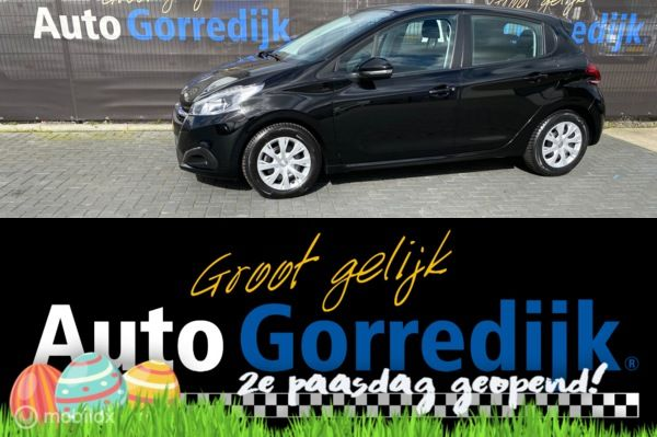 Peugeot 208 1.6 HDi Blue Lease Navi,Cruise,Airco,Trekhaak