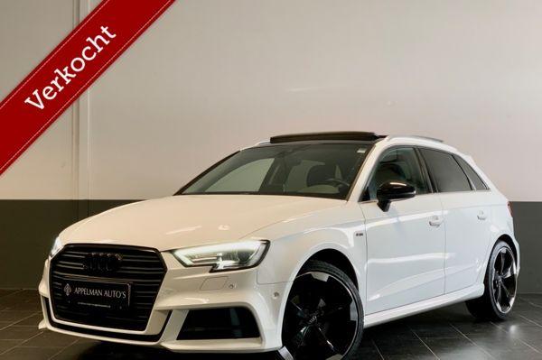 Audi A3 Sportback 2.0 TDI Sport Pro Line S   Full   Virutal   ACC   Dodehoek
