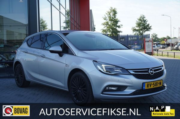 Opel Astra 1.0 INNOVATION LUXE UITVOERING | 50.484 KM |