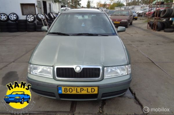 Ingekocht Skoda Octavia Combi 1.9 TDI Collection 1998 - 2006