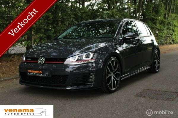 Prachtige Vw Golf 'GTD' 2.0 TDI *DSG *Full LED *19