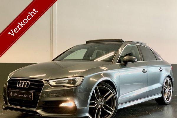 Audi A3 Limousine 1.4 TFSI CoD Ambition Pro Line S-Line | NAP | Full | ABT | ACC |