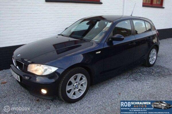 BMW 1-serie - 118d executive Rijklaarprijs