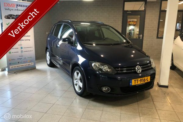Volkswagen Golf Plus 1.6 TDI Highline BMT PDC/NAV/Cruise/Stoelver.