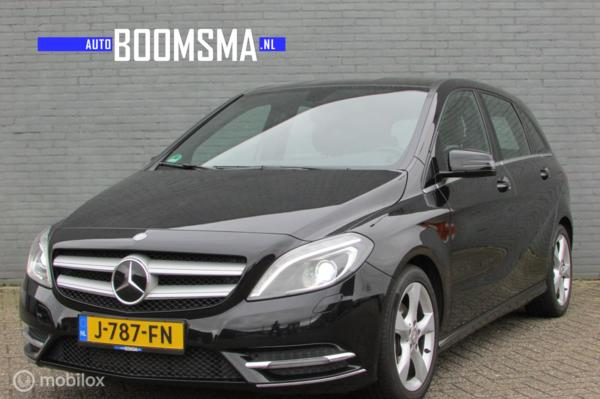 Mercedes B-klasse 200 Ambition 157pk Clima Cruise Navi Trekhaak