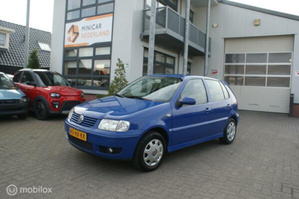 Volkswagen Polo 1.4 Master Edition