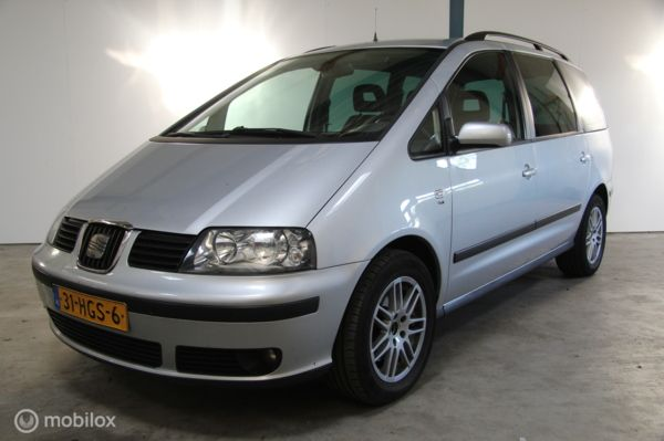 Seat Alhambra 2.0 TDI Dynamic Style 6-persoons