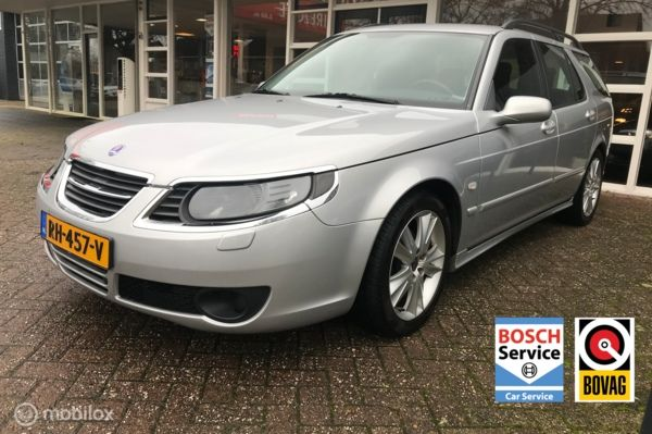 Saab 9-5 Estate 2.0t Linear Business