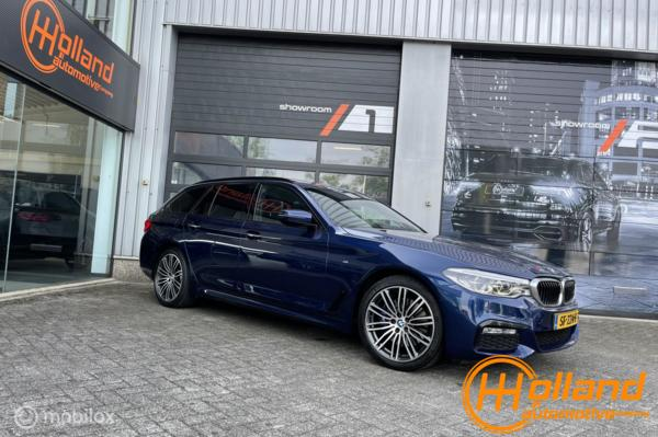 BMW 5-serie Touring 530i High Execu.| m pack| pano! | harman card.