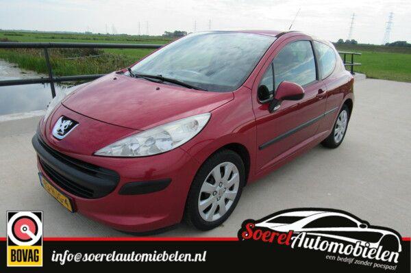 Peugeot 207 1.6 HDI XS, airco, elektrische ramen