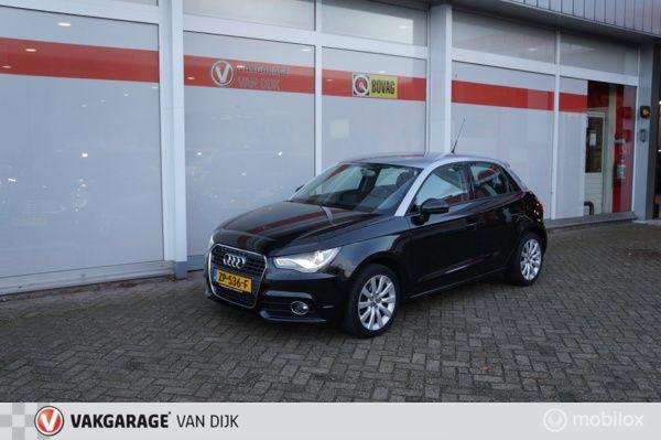 Audi A1 Sportback 1.6 TDI 5 deurs 125.453 km Navigatie