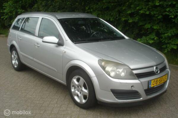 Opel Astra Wagon 1.6 i 16V  Airco - Cruise.  Motor defect ?