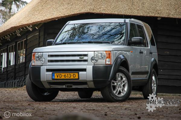 GERESERVEERD Land Rover Discovery  2.7 TDV6