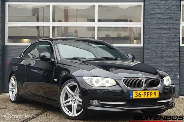 BMW 3-serie Cabrio 330i High Executive