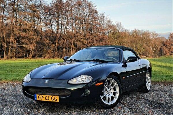 Jaguar XK8 4.0 V8 Convertible, Nwe apk.