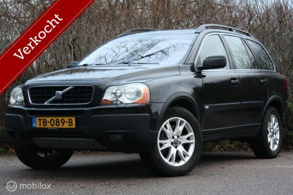 BTW-auto Volvo XC90 2.5T AUT 7-zit youngtimer/camera/LPG-G3