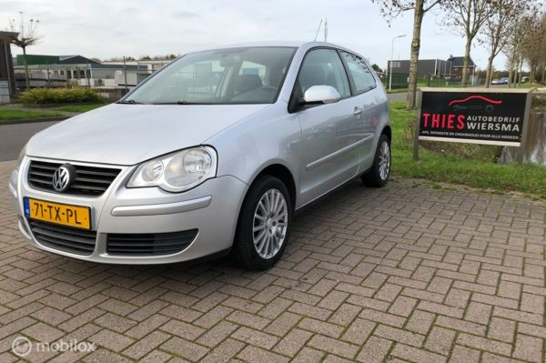 Volkswagen Polo 1.4-16V Optive Airco Cruise