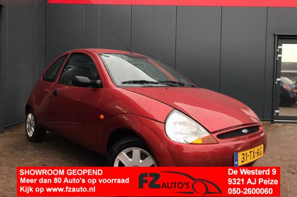 Ford Ka 1.3 Champion | 114.000 KM | Airco | Metallic |