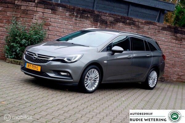 Opel Astra Sports Tourer  1.4 150PK Innovation leer/nav/ecc/pdc/lmv17