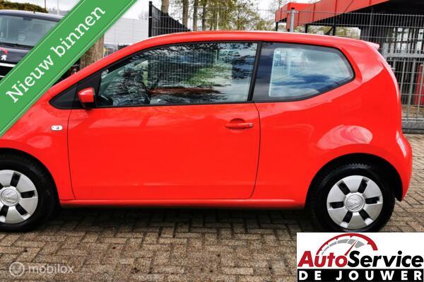 Volkswagen Up! 1.0 move up! BlueMotion NAVI