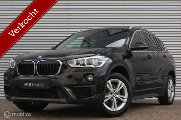 BMW X1 sDrive18i Automaat /XENON/LED/STOELVERW./BLUETOOTH/PDC/NIEUWSTAAT!