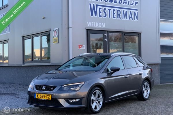 Seat Leon ST 1.4 EcoTSI FR 150PK Led Trekhaak Lmv etc.
