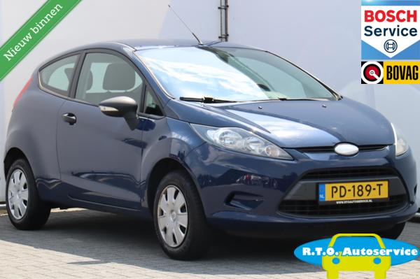Ford Fiesta 1.25 Limited NETTE AUTO !!