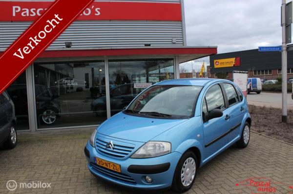 Citroen C3 1.4i Ligne Ambiance airco cruise contr