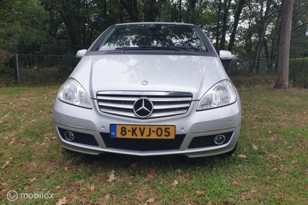 Mercedes A-klasse 160 CDI BlueEFFICIENCY Avantgarde