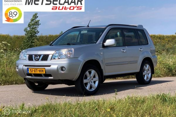 Nissan X-Trail 2.0 Columbia Style 2wd Clima, Pano