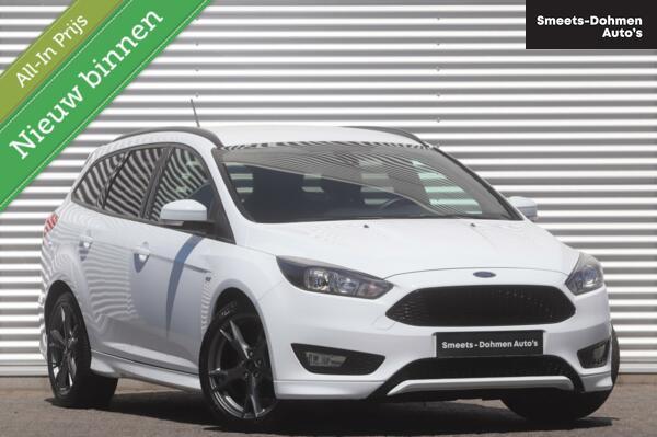 Ford Focus Wagon 1.0 ST-Line | Navi | Airco | ZONDAGS OPEN!