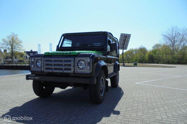 Land Rover Defender  2.5 90 Td5 County