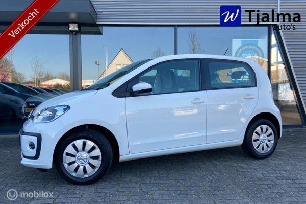 Volkswagen Up! 1.0 BMT move up! 1ste eigenaar 30 DKM!