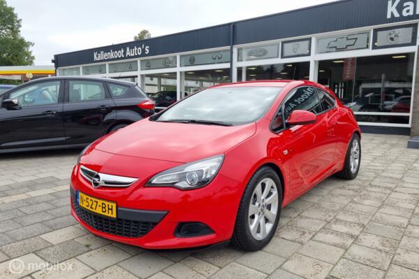 Opel Astra GTC 1.4 Turbo 140 PK Sport, Airco, Infinity Audio