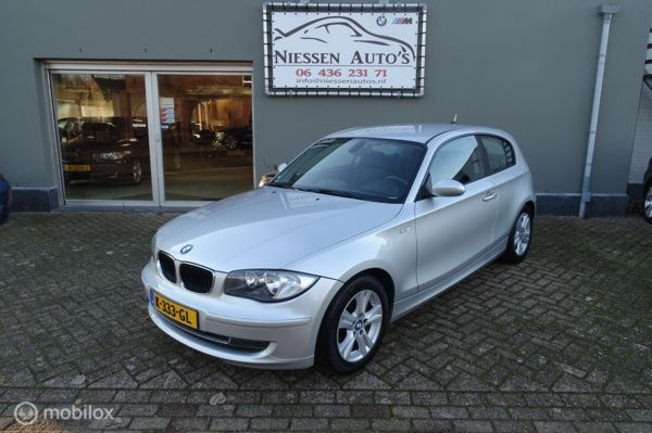 BMW 1-serie E81 116i Executive Navi/Nwe Ketting