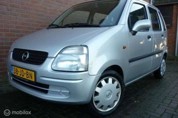 Opel Agila - 1.2-16V Njoy