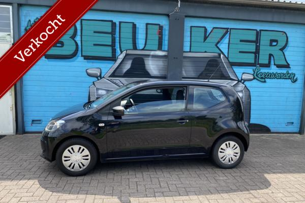 Volkswagen Up! 1.0 easy up! BlueMotion NAP KMS!