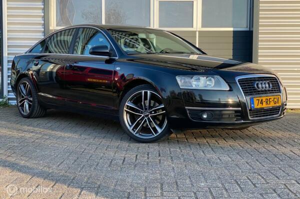 Audi A6 2.4 Pro Line Business||Automaat|Cruise|L.M 18 INCH